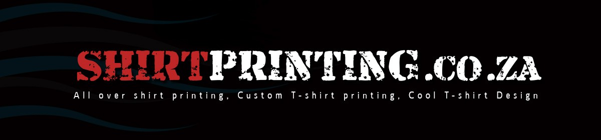 T-shirt Printing South Africa